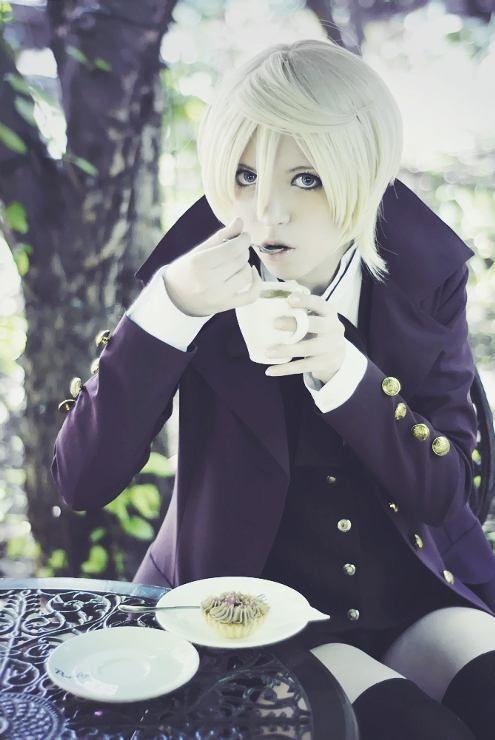 Tea Time Alois Trancy