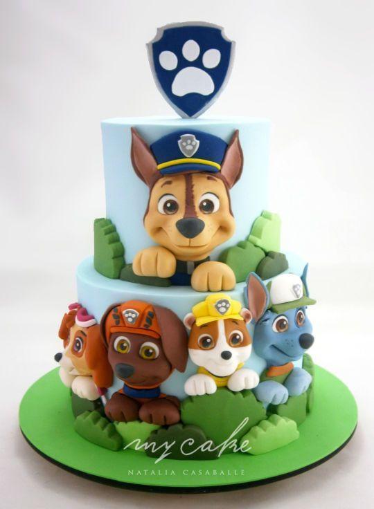 Photo of Paw Patrol Cake – Apfel Kuchen