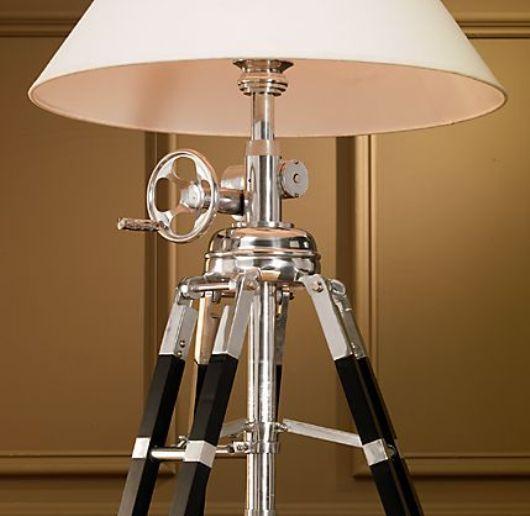 Love The Details Home Amp Garden Tripod Lamp Floor Lamp Tripod