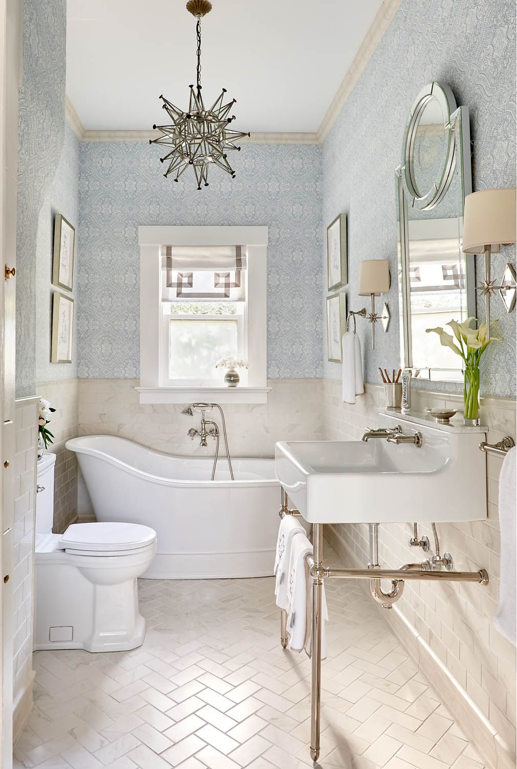 even a small bathroom can have style crossville tile on amazing small bathroom designs and ideas id=99301
