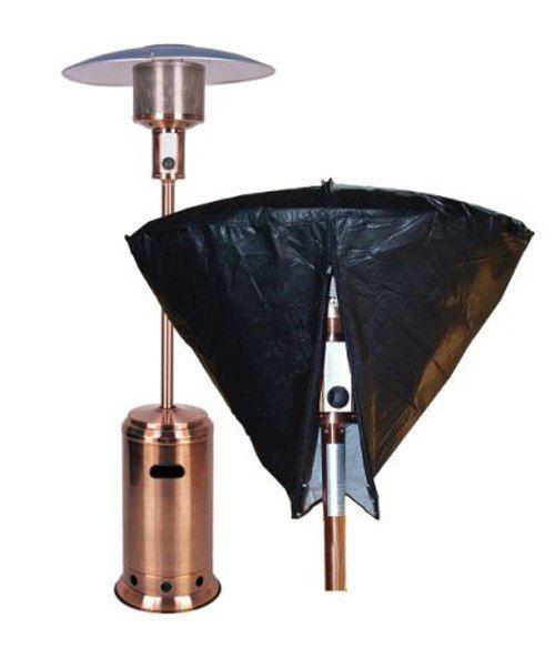 Outdoor Patio Heater Head Cover 37 Inch Patio Heater
