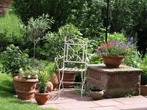 Amazing Mediterraner Garten   Planen, Anlegen Und Tipps Awesome Design