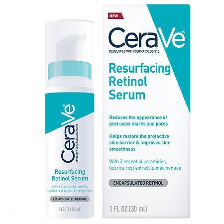 CeraVe Resurfacing Retinol Face Serum
