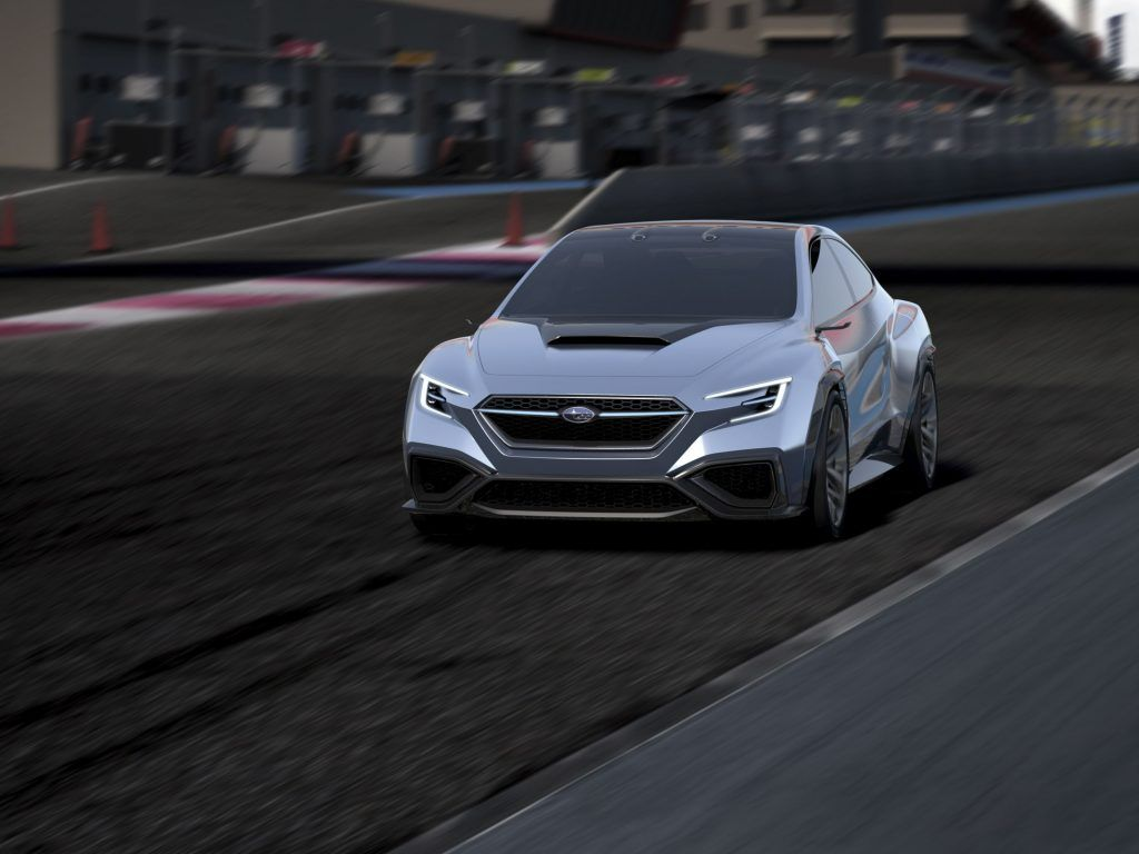 Everyone Is Thrilled And Restless About The New 2020 Subaru Wrx The Very First Variation Of This Compact Cars Was Presente Subaru Wrx Subaru Cheap Sports Cars
