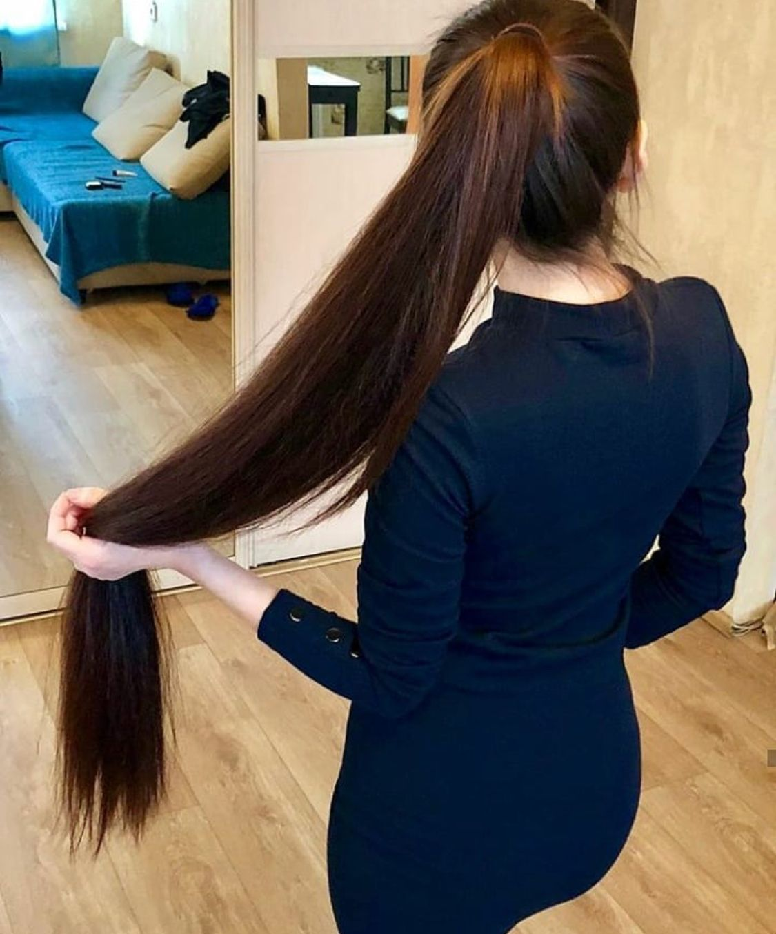 42++ Cut off ponytail haircut trends