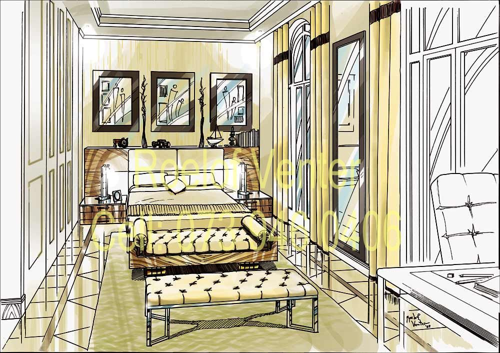 Interior Design Bedroom Sketches interior design perspective drawings - group picture, imagetag