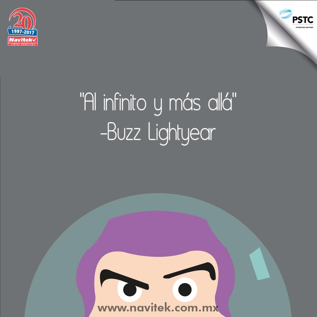 Al Infinito Y Mas Alla Buzz Lightyear Frases De Personajes Frases De Caricaturas Frases Motivadoras