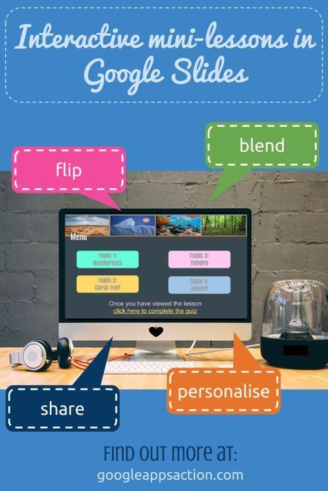 Creating Mini Lessons Using Google Slides In 6 Easy Steps Google