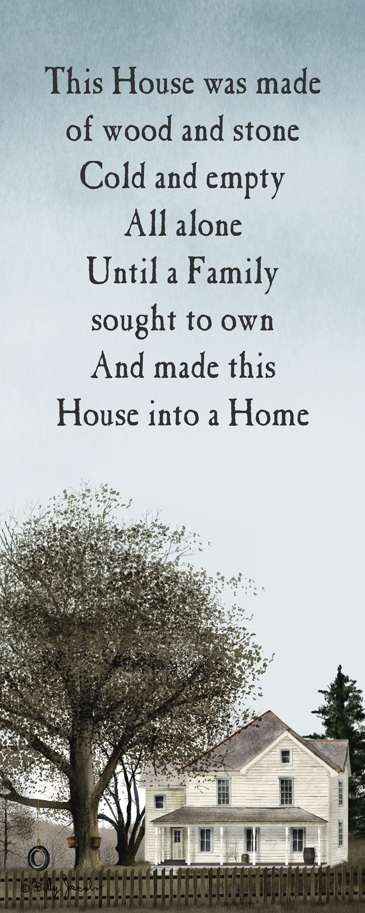 "Quotes About Houses Quote ""this House Was Made Of Wood And Stonecold And Empty All"