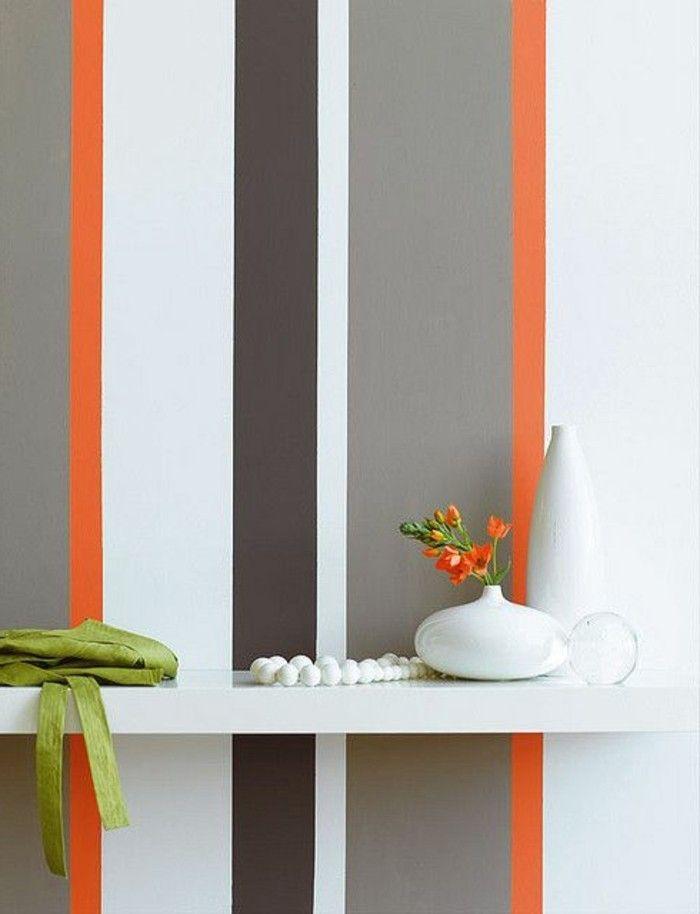 Nos astuces en photos pour peindre une pièce en deux couleurs! - peinture blanche pour mur