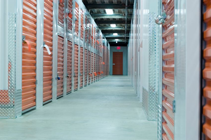 house moving Self storage, Ammo storage, Business storage