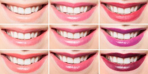 Lipstick Colors That Make Your Teeth Look Whiter White Lipstick