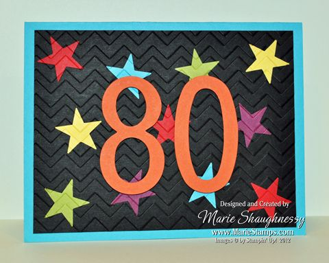 80th birthday card stamping pinterest 80th birthday cards 80 80th birthday card bookmarktalkfo Gallery