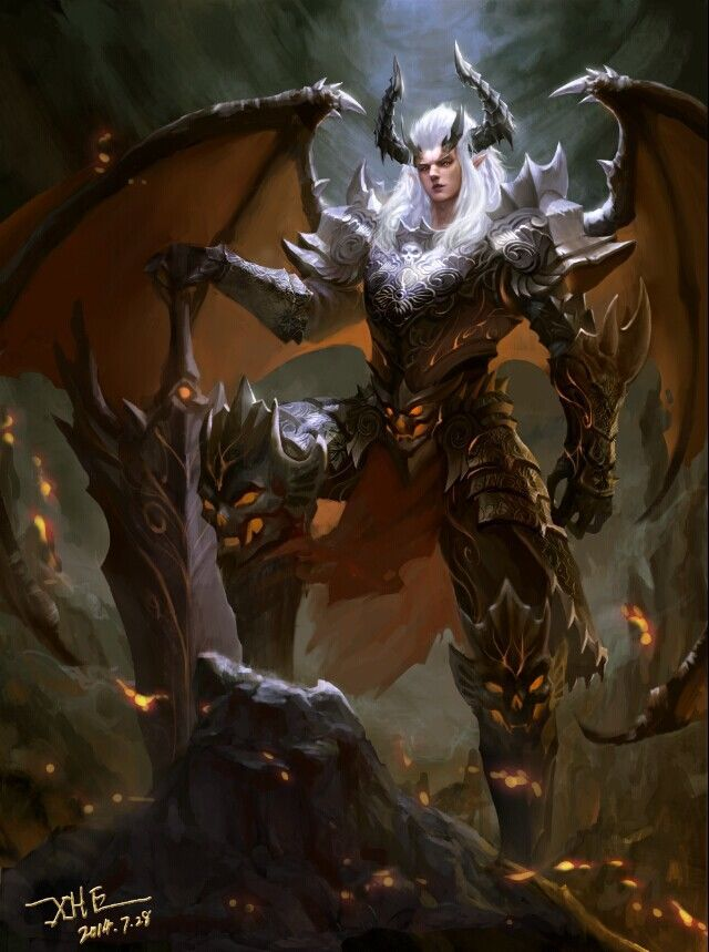 Quarkmaster Demon Knight Xhe 423185667dcf6 Android Gameplay
