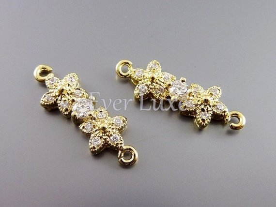 20x Wholesale Crystal Loose Rondelle Spacer Beads For Necklace Chain Making