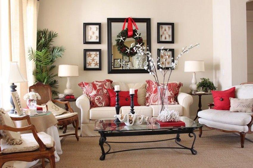 Top 10 Weihnachten Dekoideen für Ihr Wohnzimmer Design Inspiration - wohnzimmer design bilder
