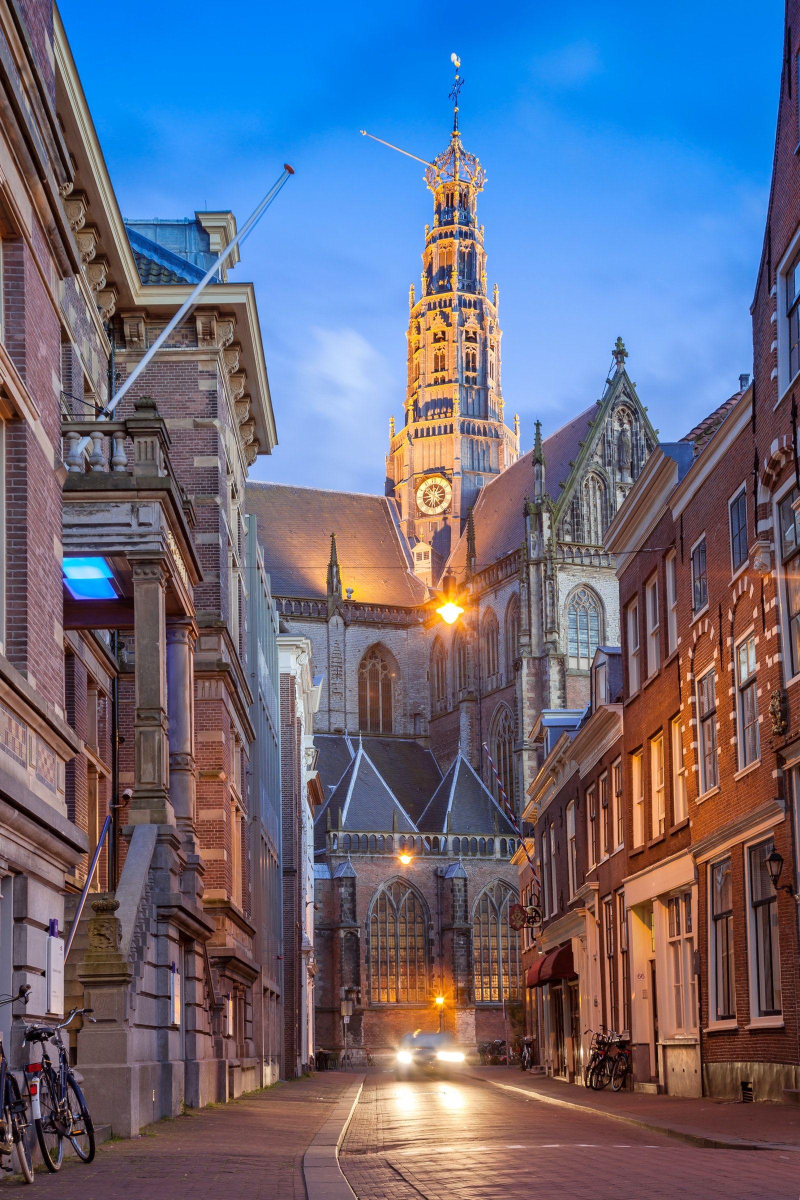 Haarlem The City of Flowers Haarlem, Ferry building san