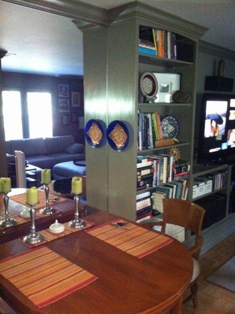 Arlington, Virginia 500 sq ft living area