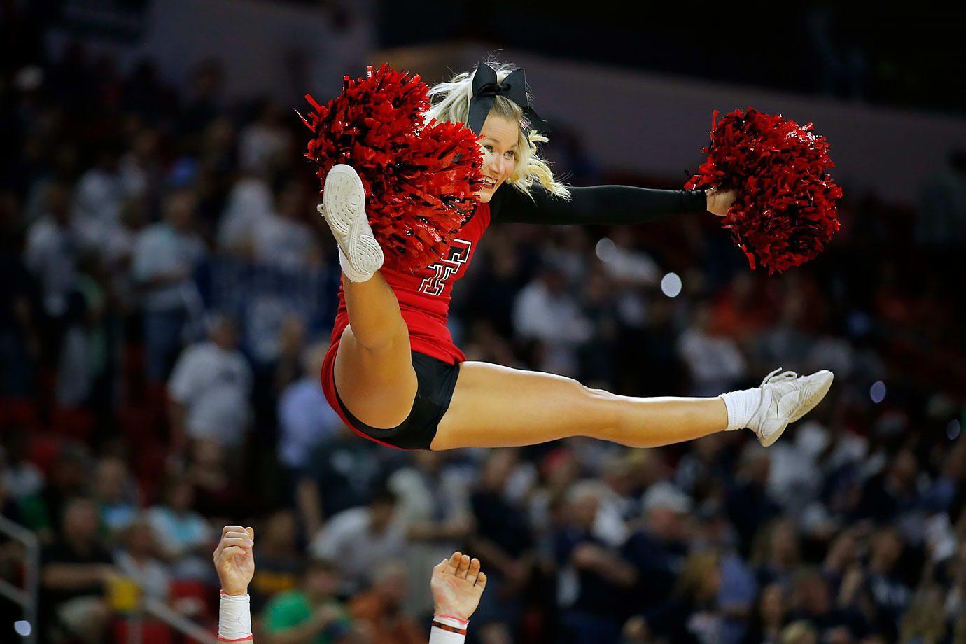 Texas Tech Red Raiders in 2020 Cheerleading