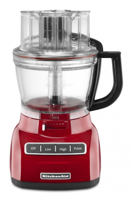 5th Day of Christmas} - 13 Cup KitchenAid Food Processor | Pinterest ...