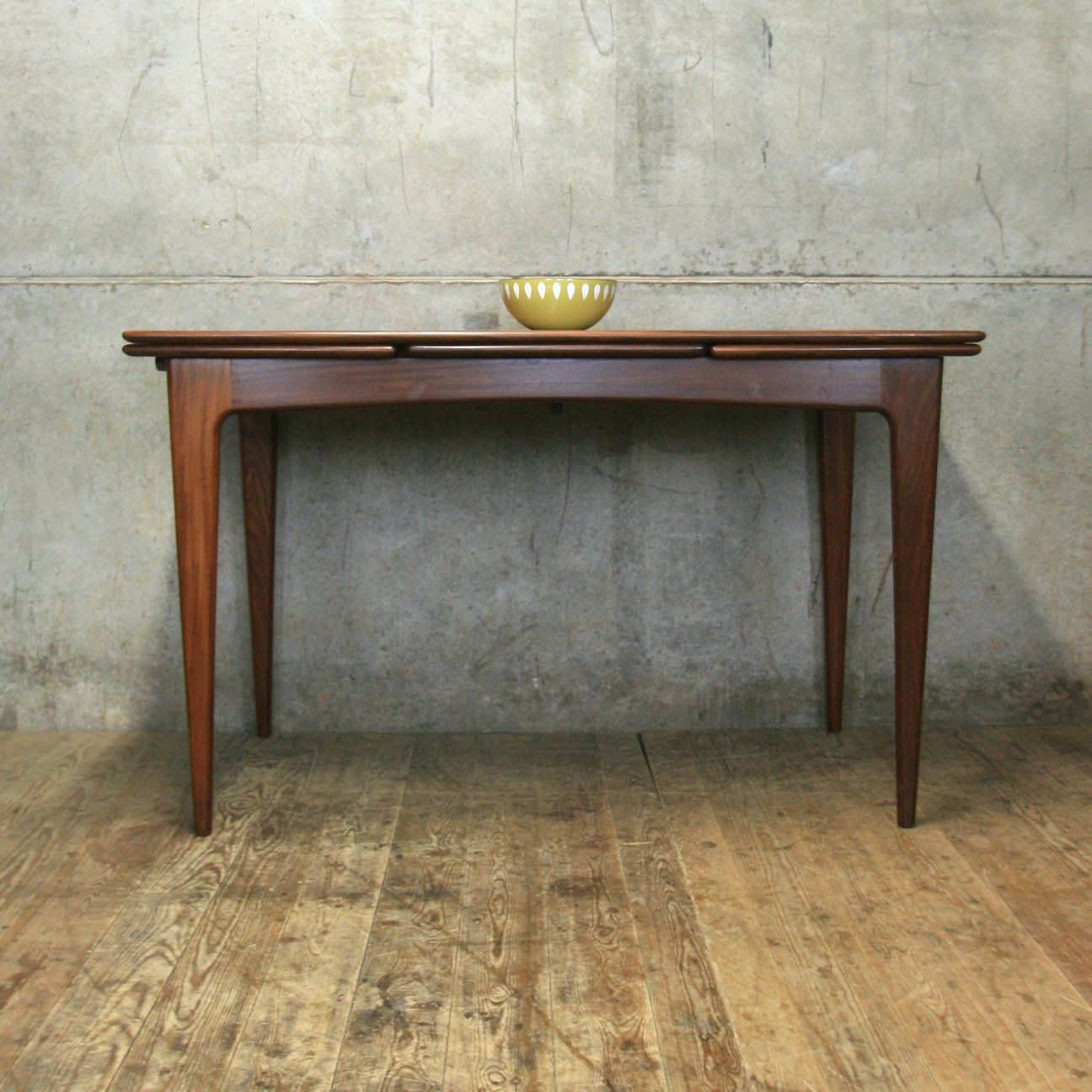 Mid Century Younger Fonseca Extending Dining Table 0712 Vintage