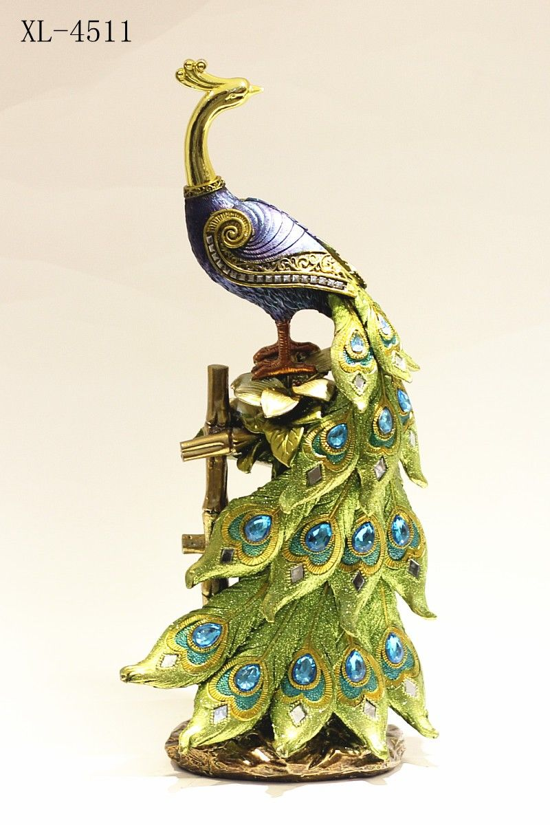 Peacock Showpiece And Gift Article home decor Pinterest