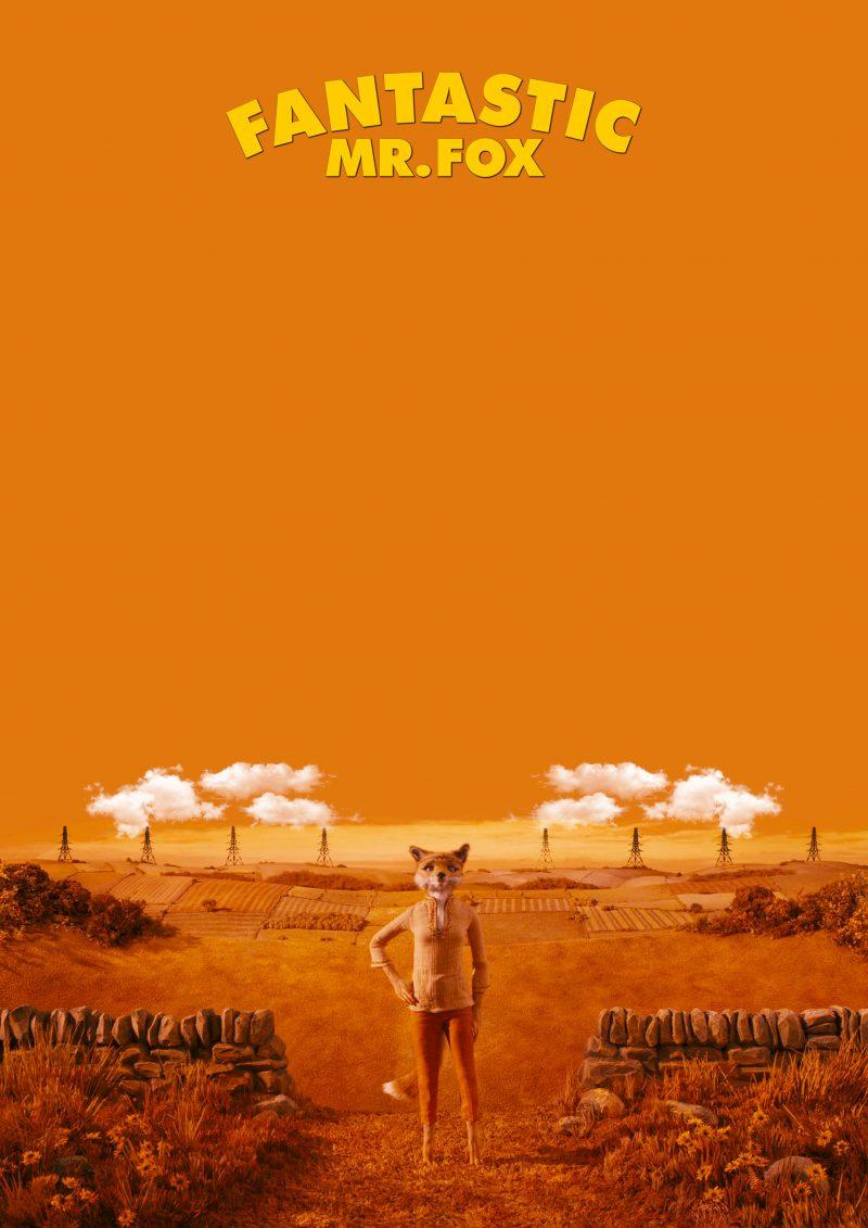 Fantastic Mr Fox Posterspy In 2020 Fantastic Mr Fox Movie Fantastic Mr Fox Fox Poster