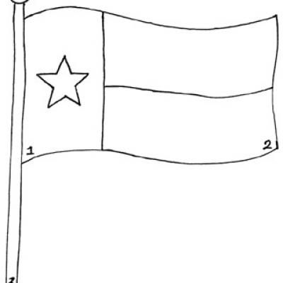 Texas Flag Coloring Page Google Search Flag Coloring Pages
