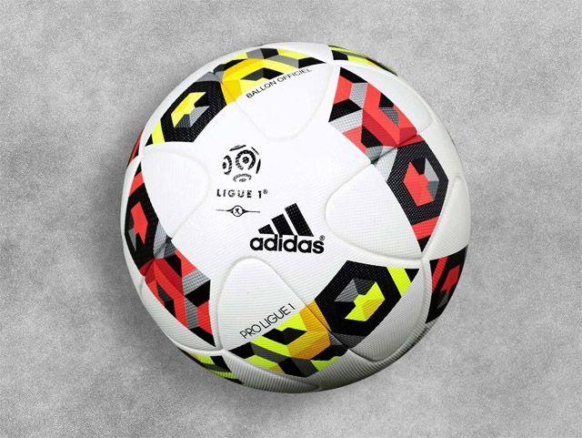 Ligue 1  Bola Pro Ligue 1 2016-2017 Adidas  6ac9aa557a676