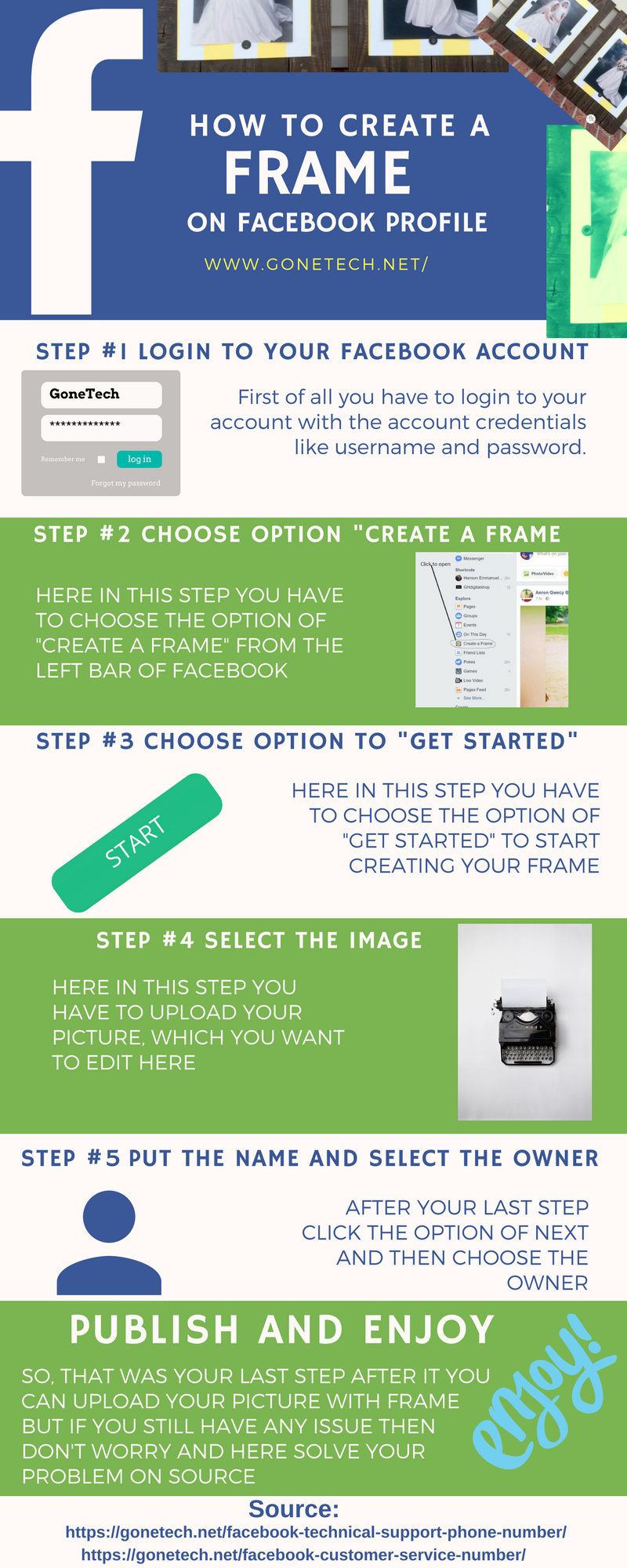 How To Create A Frame On The Facebook Here Is The Best Way To Make Your Facebook Profile To Look So Facebook Profile Facebook Profile Picture Profile Picture
