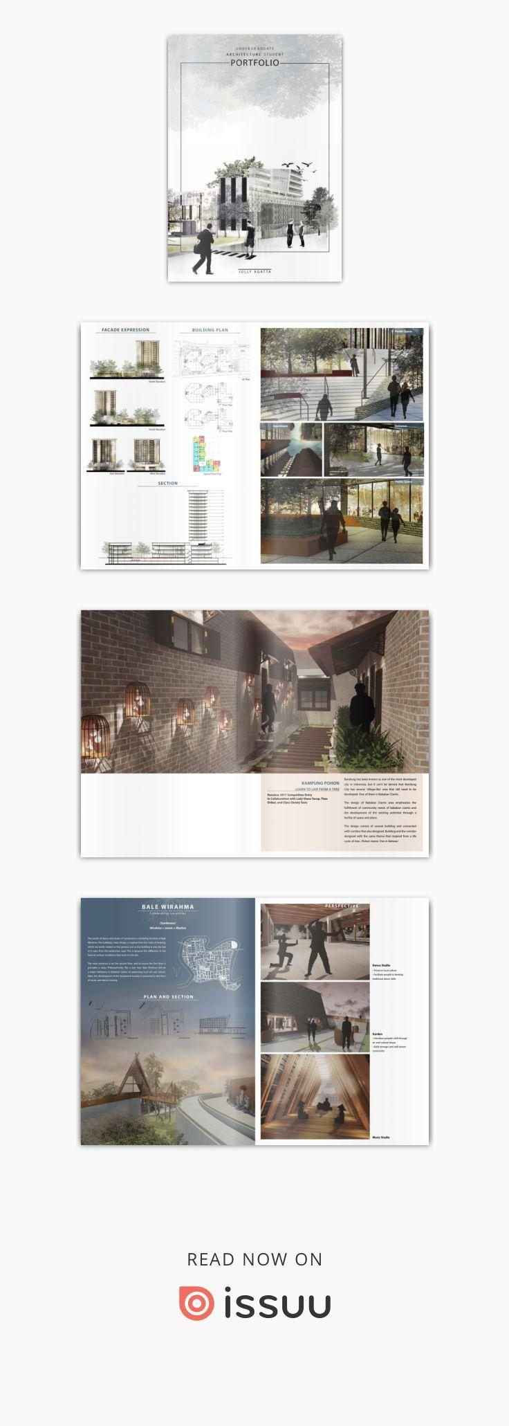 Undergraduate Architecture Portfolio 220.20   Jully Agatta ...