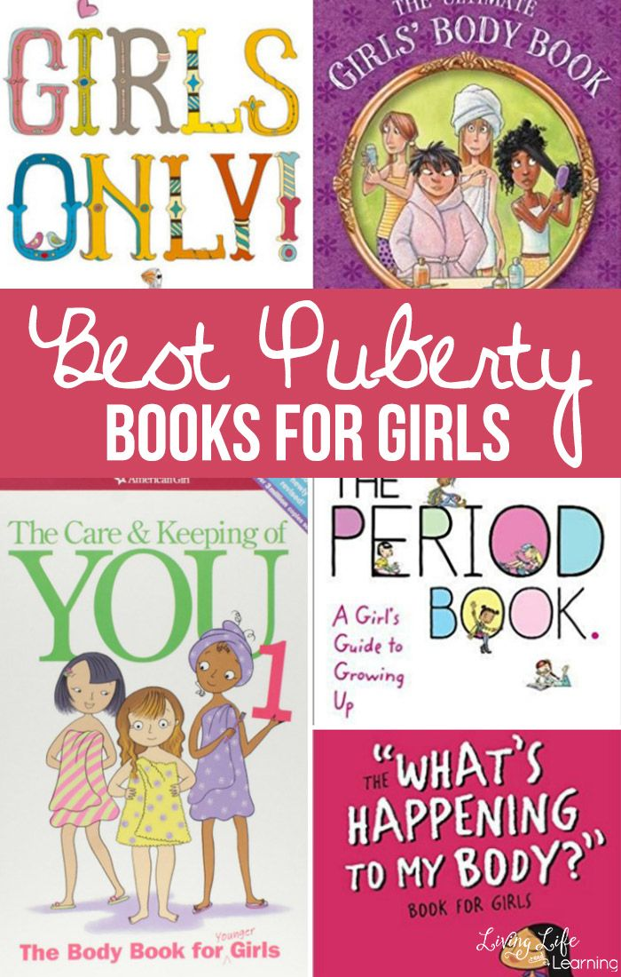 Photo of The Best Books For Puberty For Girls To Help Reduce Fear and Embarassment
