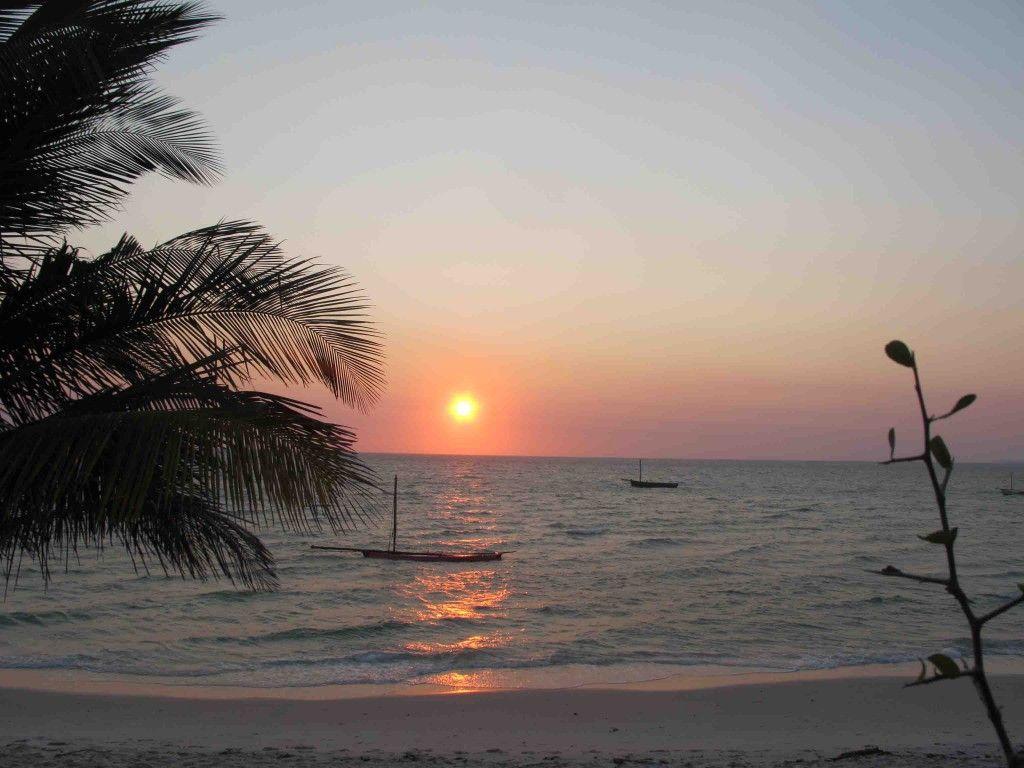 Vilankulo, Mozambique