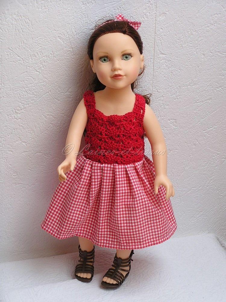 Robe pour poupée ,Journey Girl,Designafriend,Kidz'nCats ...