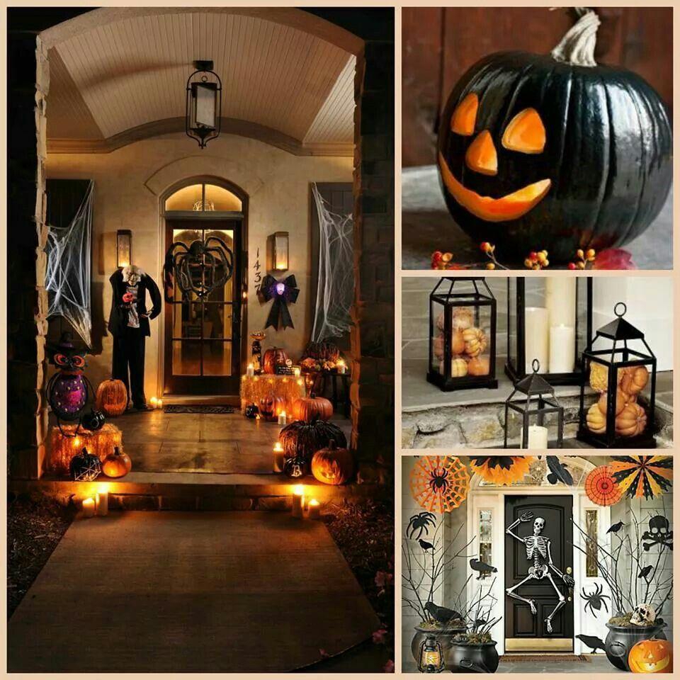 Vintage Halloween Porch Vintage Halloween Porch Vintage