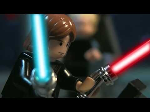 The Fastest and Funniest LEGO Star Wars story ever told Full ...