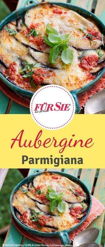 Photo of Italian eggplant parmigiana