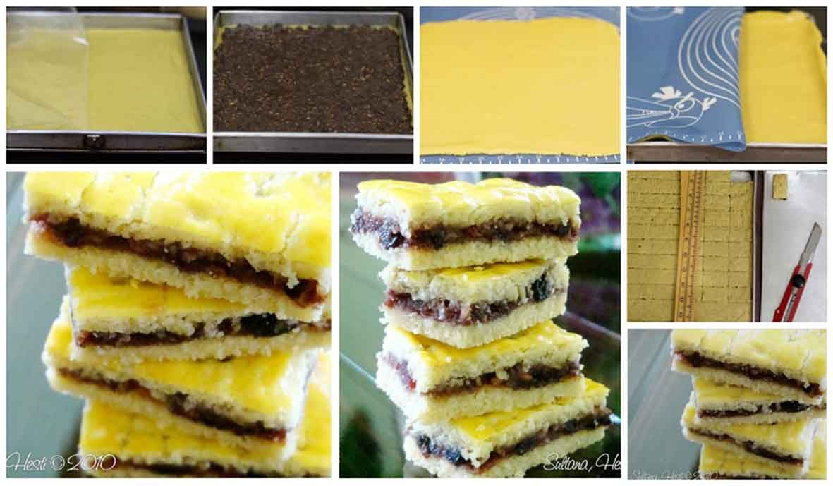 Resep Kue Kering Sultana Yang Enak Manis Dan Renyah Kue Kering Makanan Resep Kue