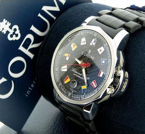 beautiful corum admiral s cup trophy 41 men s watch corum beautiful corum admiral s cup trophy 41 men s watch corum swiss watchmakers watches