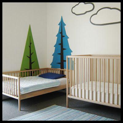 Ikea Crib Hack Sniglar Crib Just Chop The Railings In Half To