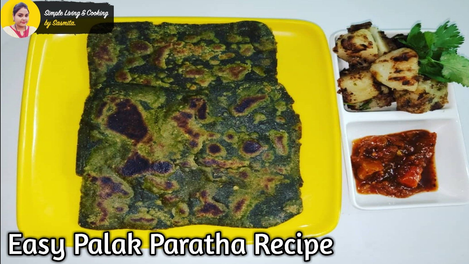 Palak benefits :- 1.Good source of iron. 2.Great source of insoluble fiber. 3.Goo for eyes. 4.Anti inflammatory. 5.Aids in weight loss. 6.Diabetic friendly . 7.Rich in Vitamin C. #palakparatha #simplelivingcooking #spinachparatha #paratha #food #indianfood #foodblogger #homemade #delicious #breakfast #parathas #desifood #yummy #northindianfood #tasty #dinner #lunch #healthyfood #streetfood #parathalovers #paratharecipes #homemadefood #roti #indianbreakfast #punjabifood #parathay