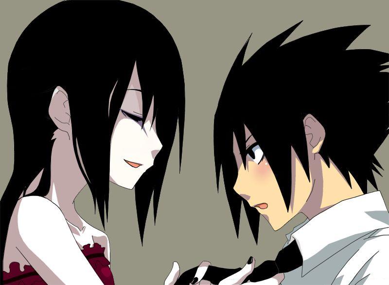 Orochimaru's daughter x Sasuke Uchiha | Naruto | Naruto