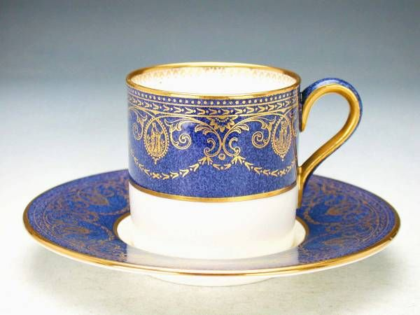 Wedgwood Uk 1920 Tea Cups Antique