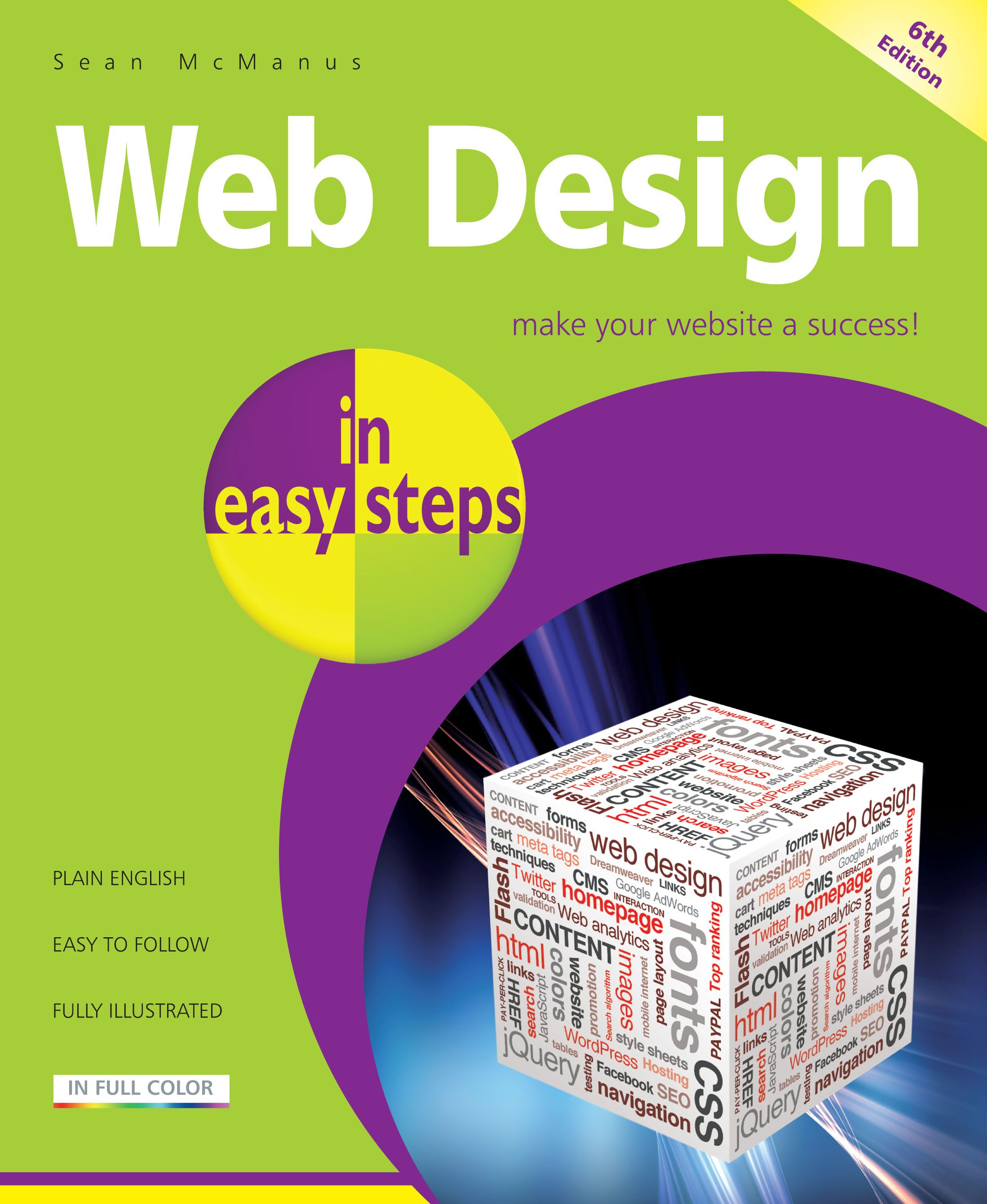 Web Design In Easy Steps 6th Edition Web Design Quotes Web Design Web Design Websites