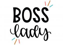 Boss Lady Svg Cut File 8672 Cricut Free Svg Cut Files
