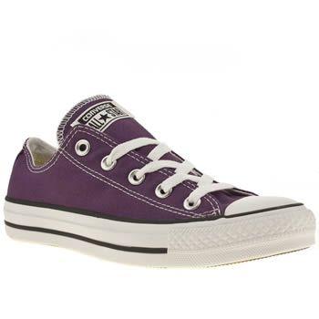 boys purple converse