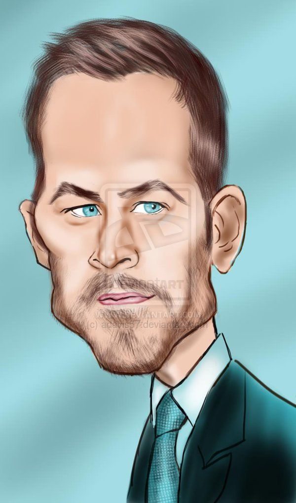Paul Walker by adavis57 on deviantART