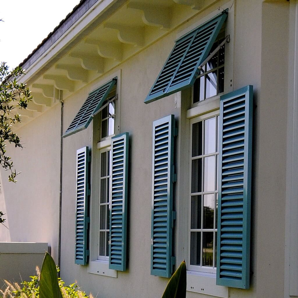 Find shutters that meet your design function and budget