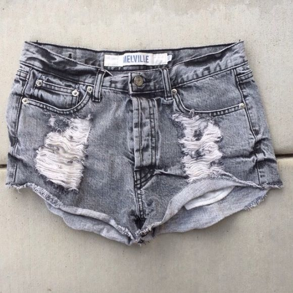 Brandy Melville Shorts Bought from another posher and they are way too big for me. Brandy Melville Shorts