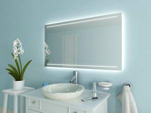Beleuchteter Badezimmerspiegel ~ Beleuchteter badezimmerspiegel almanzora m l badideen